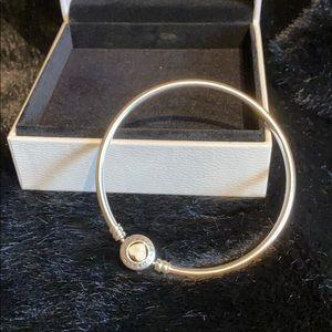 Jewelry - Pandora mother of pearl bangle